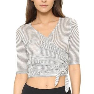 Free People | Movement Giselle Wrap Top | L